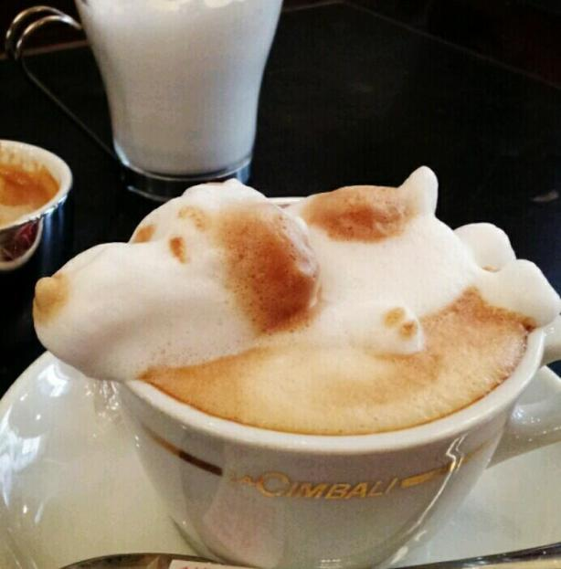 latte-art-snoopy