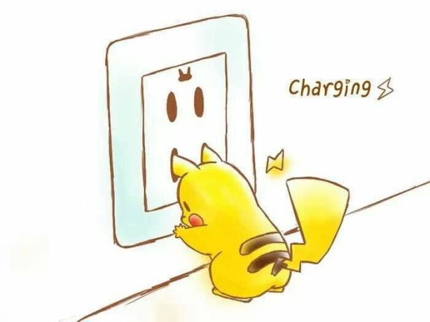 pikachu charge