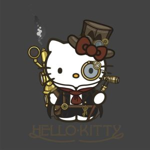 hello kitty steampunk